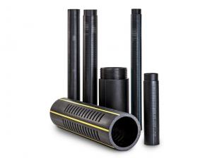 Tubi in Polietilene per Pozzi Acqua, Drenaggi, Captazione Biogas e Percolazioni