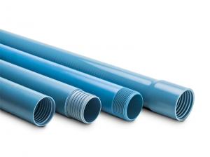Tubi piezometrici in PVC