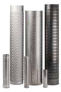 Tubi in acciaio a saldatura longitudinale